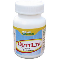 Indian Herbs OptiLiv 60 Capsule For Liver