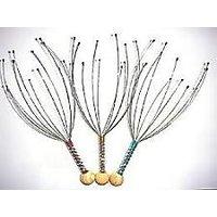Set Of 3  Bokoma Head Massager Stress Relief Headache Cure Ache Massage Scalp