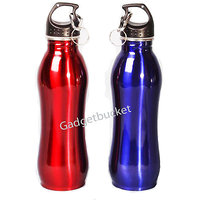 New Steel Sipper Water Bottle  MWB-054(36) (750ML)