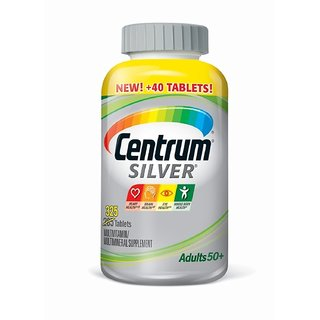 Centrum Silver Adults 50+ Multivitamin - 285+40325 Tablets
