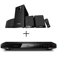 Philip Dvd Player DVP3608/94 + Philips Home Theatre Dsp 2800 5.1
