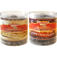 Almonds Milk And Dark Chocolate-Chocholik Dry Fruits-2 Combo Pack