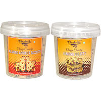 Almond Apricot & Bullets Cookies-Chocholik Cookies-2 Combo Pack