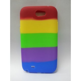 Kelpuj Back Cover For Samsung Galaxy Note 2 available at ShopClues for Rs.199