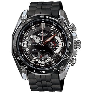 Replica Casio Edifice Ef 550bk 1ad Full Black Mens