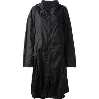 Bikers Long Rain Coat For Ladies/Mens Knee Length Free Size Assorted Colors
