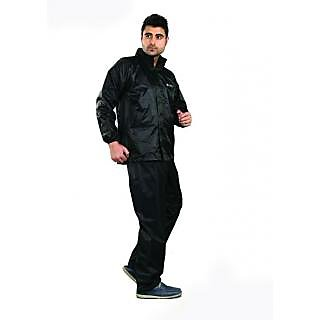 Bikers Mens Reversible Rain Suit