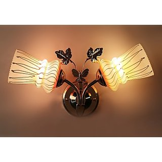 Somil New Designer Sconce Decorative & Colourful Wall Light (Set Of 2)-MN93