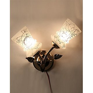 Somil New Designer Sconce Decorative & Colourful Wall Light (Set Of 2)-MN152