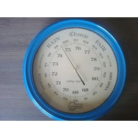 "Aneroid Barometer  12"" Size Wall Type"