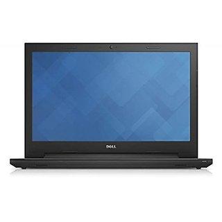 Unboxed Dell Inspiron 3542 500GB HDD 4 GB RAM Core i3 4005U Ubuntu 15.4 inches Laptop Black (1 Year Onsite Warranty)