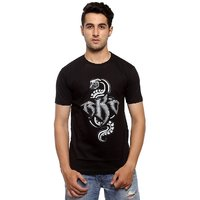 Attitude Men's T-Shirt Randy Orton RKO Black