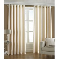 BSB Trendz Crush Plain Door Curtain Set Of 2