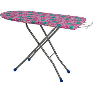 Regular Table Heavy Duty Iron Tnt Ironing Board Press 15 X 45 Inch Bajaj Combo ( With 10 Years Warranty )