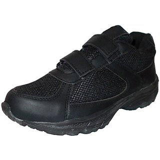 AS Black clr lace School Shoes