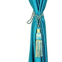 ILiv Beautifully Designed Curtains Tieback- Set Of 10