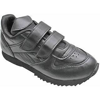 AS Black clr School Shoes