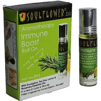 Soulflower Aromatherapy Immune Boost Roll On