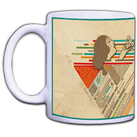 The Day We Met For Coffee Mug By Shopmillions