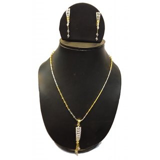 Natraj Arts American Diamond Jewellery Necklace Set Gfns_M_220