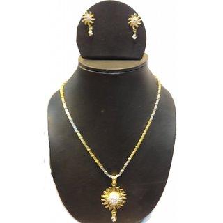 Natraj Arts American Diamond Jewellery Necklace Set Gfns_M_221