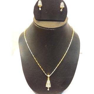 Natraj Arts American Diamond Jewellery Necklace Set Gfns_M_223