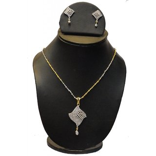 Natraj Arts American Diamond Jewellery Necklace Set Gfns_M_241
