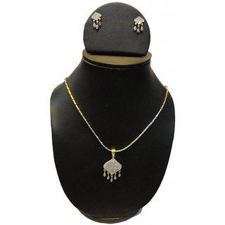 Natraj Arts American Diamond Jewellery Necklace Set Gfns_M_250