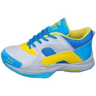 Sega Cordovan Leather Men Green Sports Badminton Shoes