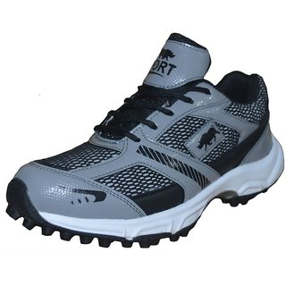 ASSports Walking Black Color Shoes