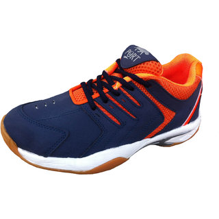 Port Mens Rockers Blue Running Shoes