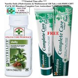 Amway Nutrilite Daily-120 Tablets With Free Himalaya Tooth Paste