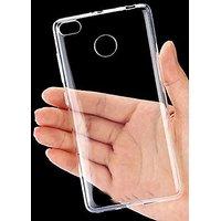 Redmi 4 Soft Transparent Back Case Cover