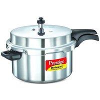 Prestige Stainless Steel - Pressure Cooker – 3 Ltrs (Induction Bottom) - 5024002