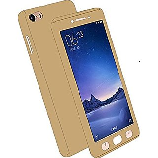 OPPO F1S IPAKY COVER 360 DEGREE PROTECTION WITH TEMPERED