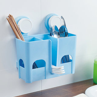 Easydeals Multifunction Chopstick Shelf With Suction Cup