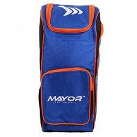Mayor Blue / Orange Junior Star  Cricket Kit Bag