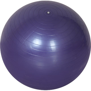 UB PHYSIO SOLUTIONS Purple Physio therapy Exercise Gym Ball 75 Cm