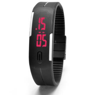 UNIQUE Sport-Silicone-LED-Watch