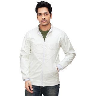 abc garments Mens Full Sleeve Self Design Mens Jacket