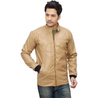 abc garments Full Sleeve Self Design Mens Jacket