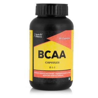 Healthvit BCAA (211) 1000mg - 60 Capsules