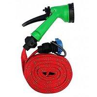 Multifunctional Water Spray Gun 10 Mtr Hose For Car Wash Ultra High Pressure Washer