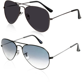 Aoito Fabulous Aviator Sunglasses & Aoito Classy Aviator Sunglasses.