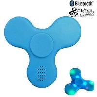 Fidget Spinner with Bluetooth Speaker