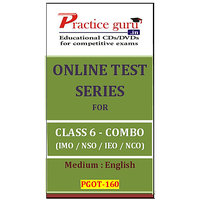Class 6 - Combo Pack (IMO / NSO / IEO / NCO) PGOT-160
