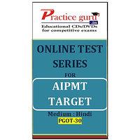 AIPMT Target PGOT-30