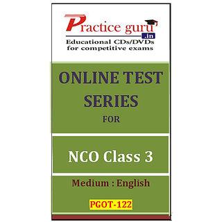 NCO Class 3 PGOT-122