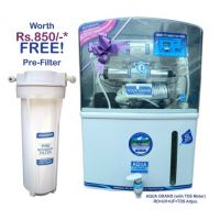 10 Liter Lph Aqua Grand Plus Ro Water Purifier Rs. 7999b