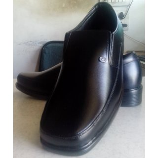 LARGE SIZE 7,8,9,10 FORMAL BLACK SHOE FOR MEN - 5055842